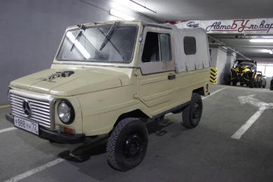 ЗАЗ ЛуАЗ 969М